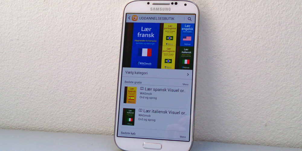 how to set voicemail on galaxy s4