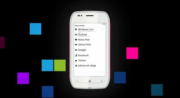 Nnokia Lumia 710