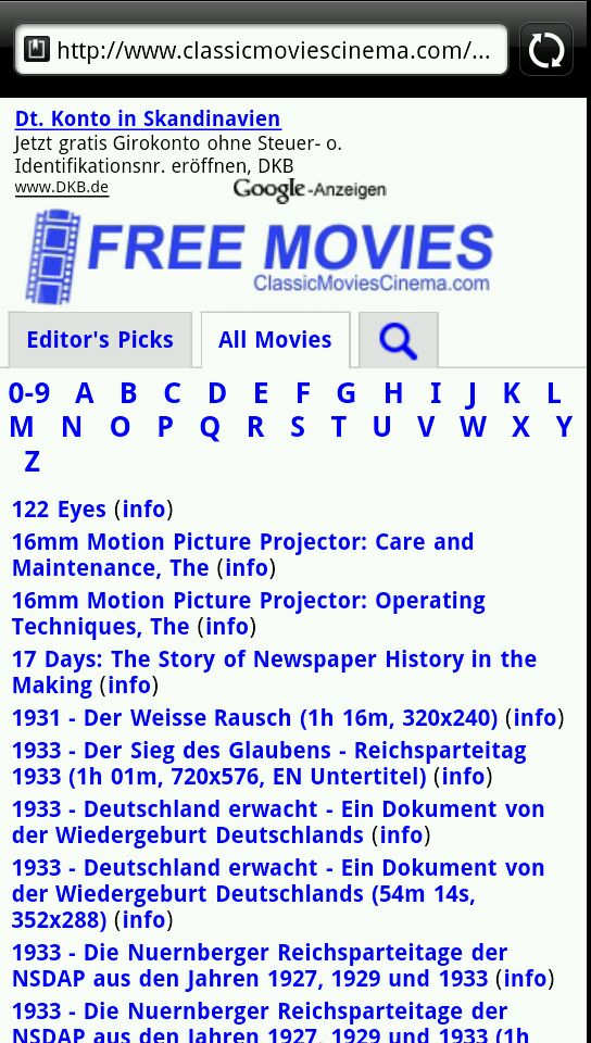 freemovies