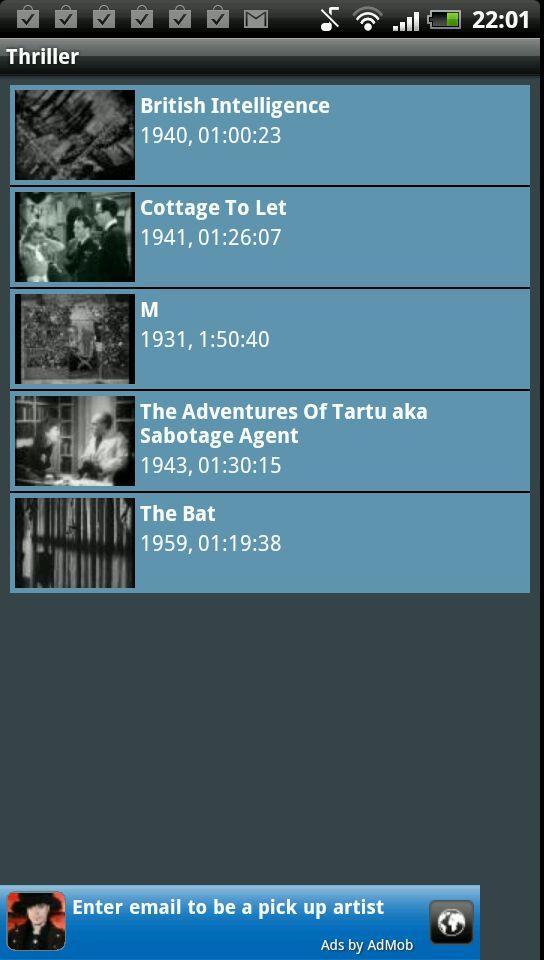 full length movies