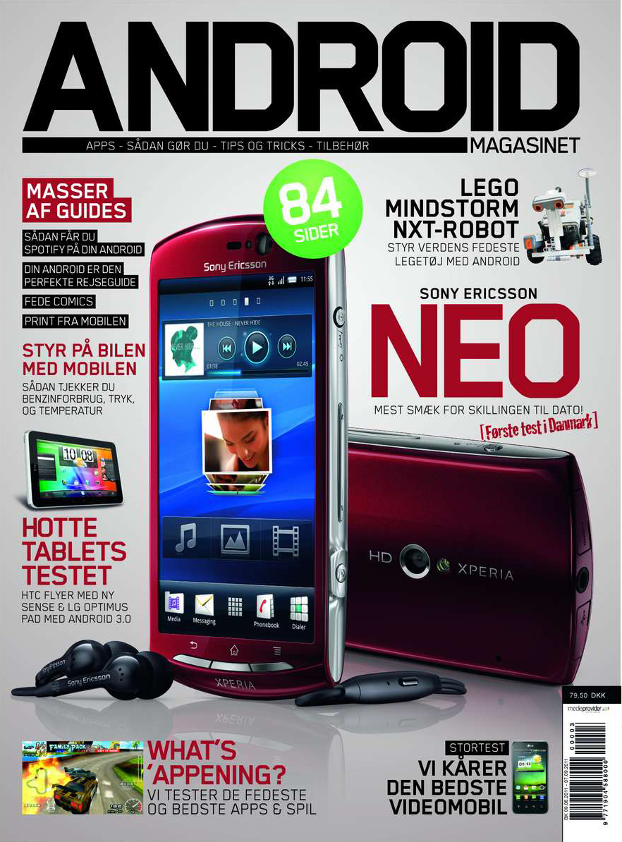 android mag 3 stor