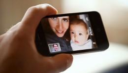 iPhone 4 Facetime