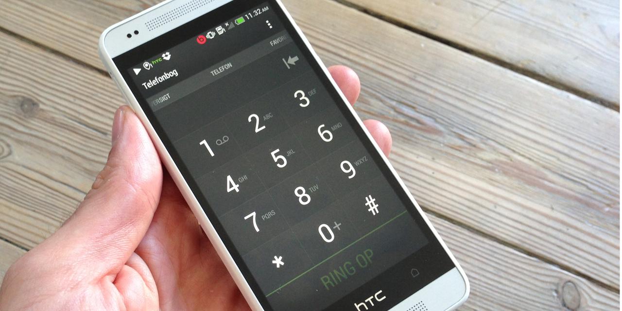 44c5bbdb834 HTC One Mini test og pris: Lille og kvik med et par skæverter - Side ...