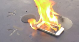 iphone-5s-flammetest