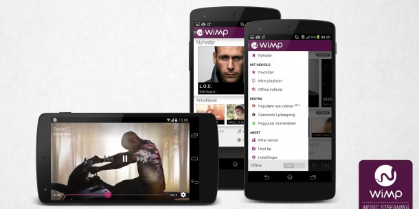 wimp video
