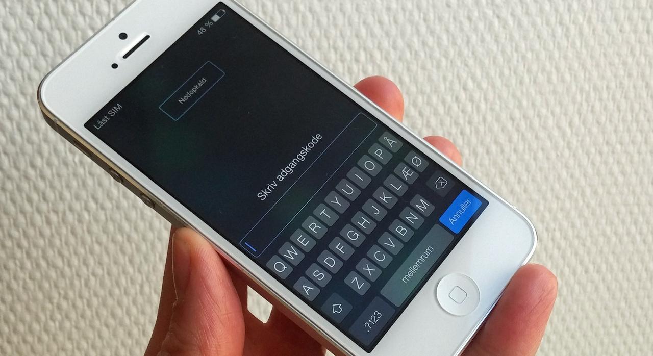 iphone-kode
