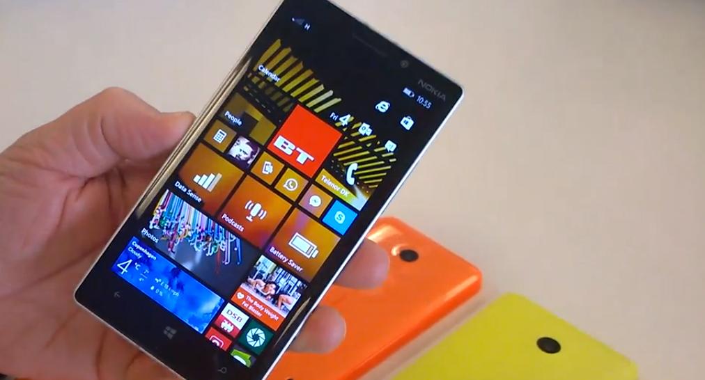 nokia lumia 930 test