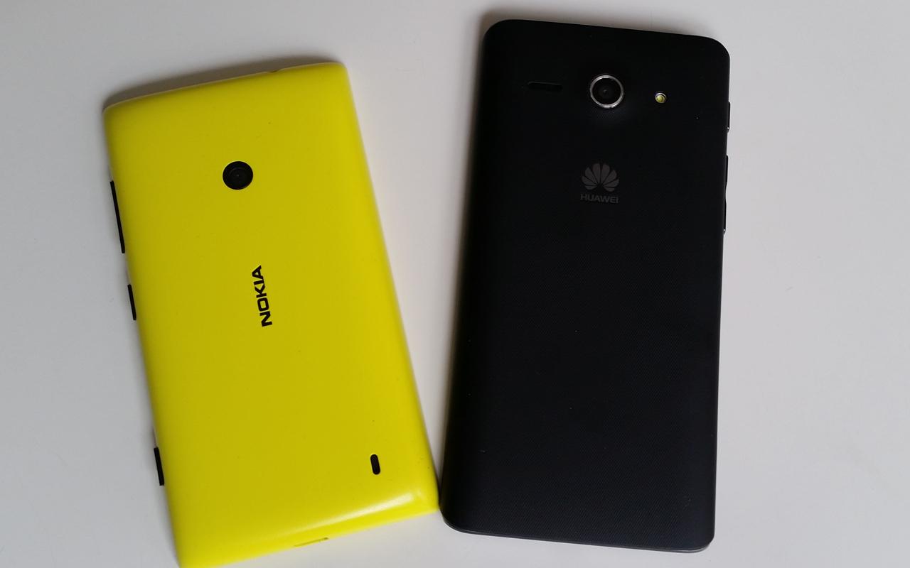lumia-520-huawei-y530--design