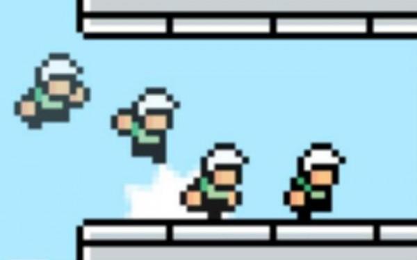 Første billede af Flappy Bird-opfølgeren