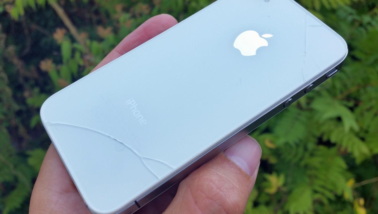 defekt iphone