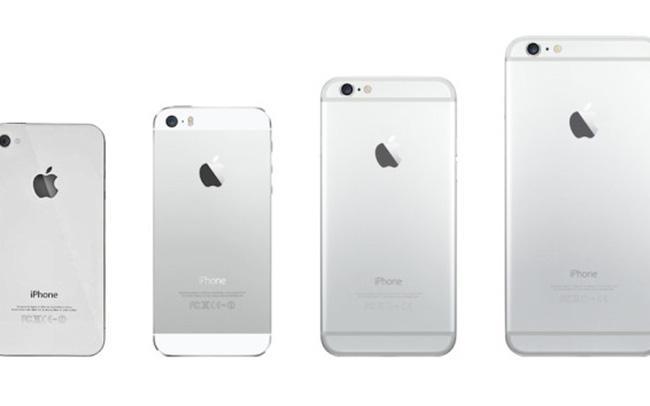 iphone fragmentering