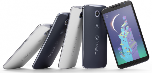 Nexus 6 pris