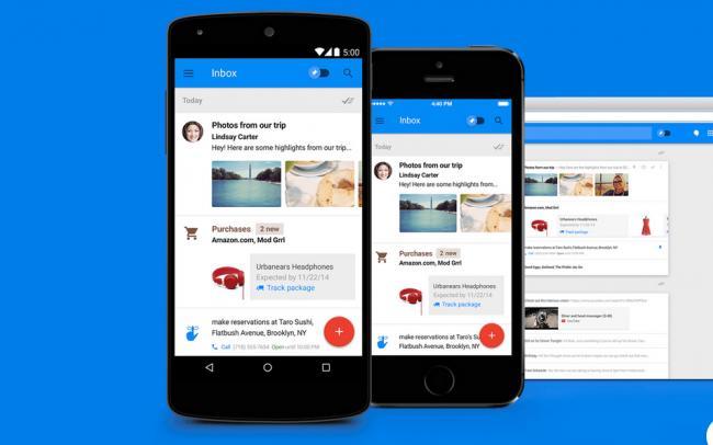 f7631071b8 Inbox by Google  Ny e-mail-tjeneste til Android og iOS