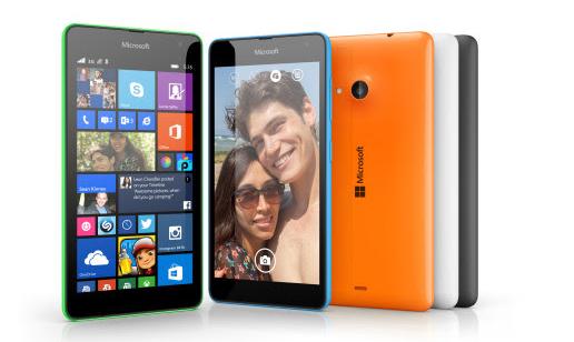 lumia 535 specs