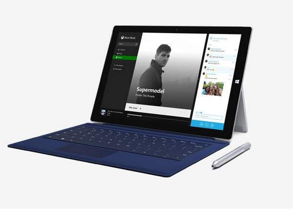 bedste tablets surface pro 3