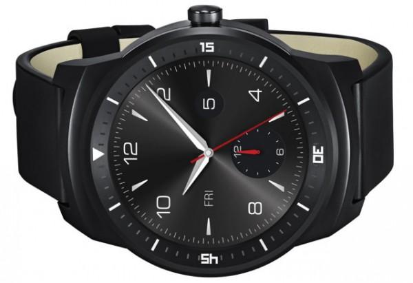 LG G Watch R test