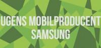 samsung ugens mobilproducent