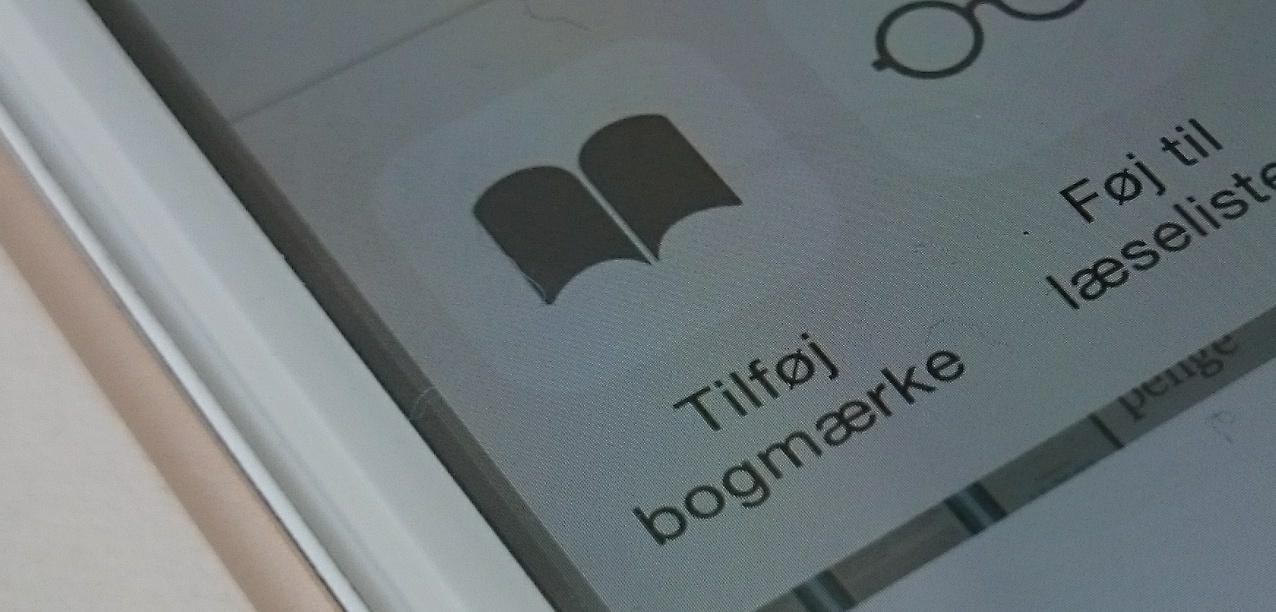webbrowser bogmærke iphone