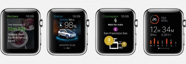 Green Kitchen Strava BMW Citymapper apple watch