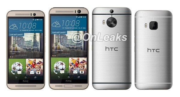 HTC-One-M9-Plus-VS-M9