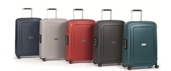 Samsonite og samsung i samarbejde om smarte kufferter