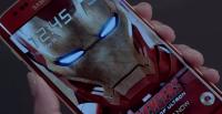 Samsung Galayx S6 Iron Man Edition