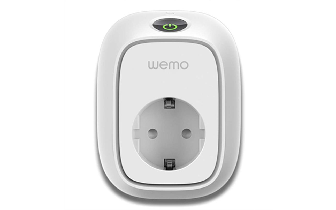 Test: Belkin Wemo Insight Switch ( Fjernstyret strømswitch ...