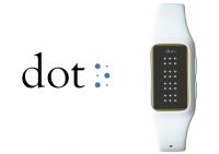 dot smartwatch blind