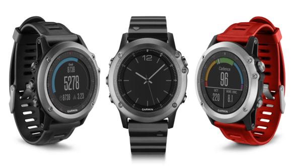 Garmin fenix 3 bedste smartwatch