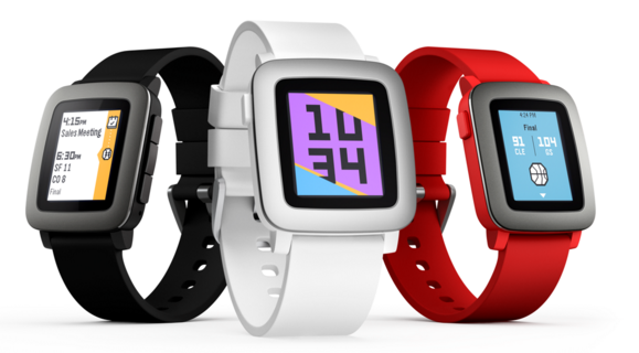 pebble time bedste smartwatch