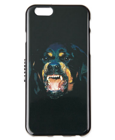 Givenchy Rottweiler iPhone 6