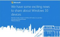 windows 10 mobile event oktober