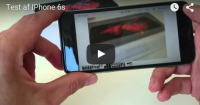 video test iphone 6s