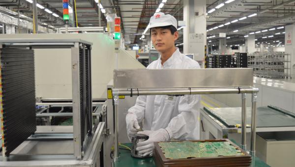 huawei fabrik