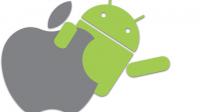 skift fra ios til android