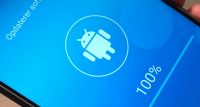 android opdatering samsung