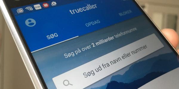 truecaller bloker spamnumre svindelnumre