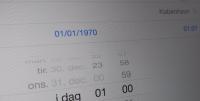 1. januar 1970 iphone fejl