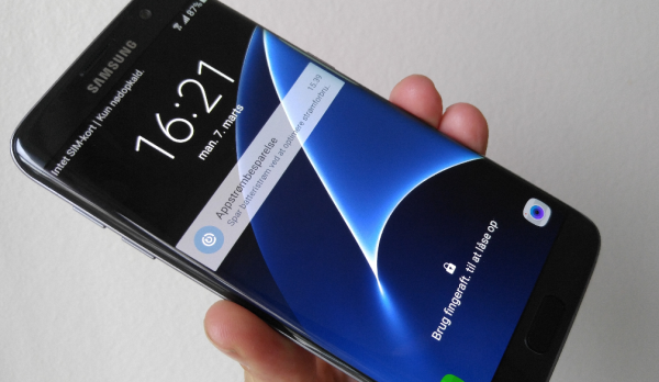 samsung galaxy s7 edge design