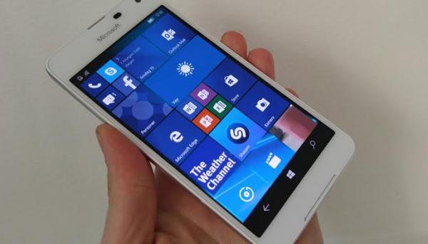 lumia 650 winows 10 mobile test