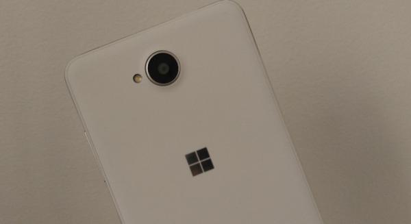 lumia 650 test
