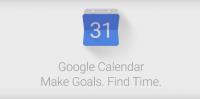google kalender goals