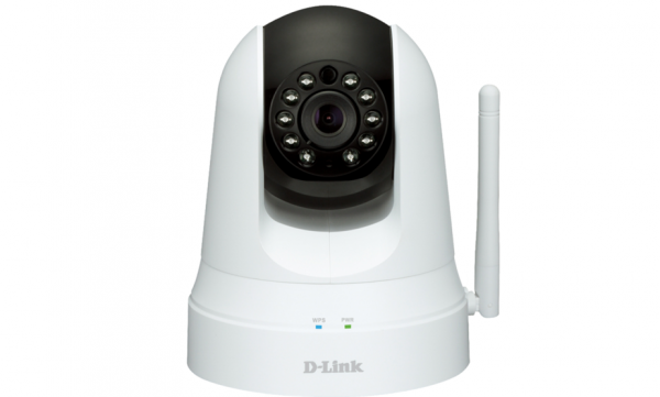 D-Link Wi-Fi-Enabled Security Camera