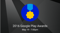 Google Play Award de nominerede