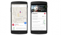 google maps annoncer