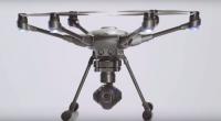Yuneec Typhoon H - hårdføre drone