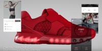 lenovo smart shoes wearable