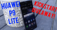 huawei p9 lite konkurrence give away