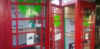lovefone værksteder røde telefonbokse
