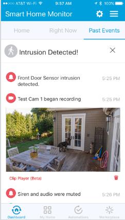Netgear Arlo Wire-Free app ios